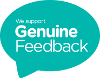 Click to leave genuine feedback